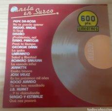 Discos de vinilo: CANELA EN SURCO. Lote 262597465