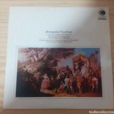 Discos de vinilo: JOAQUÍN TAURINA LA PROCESIÓN DEL ROCIO. Lote 262598570