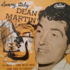 Discos de vinilo: DEAN MARTIN. EP. SELLO CAPITOL. EDITADO EN FRANCIA.. Lote 262608410