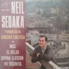 Discos de vinilo: NEIL SEDAKA. EP. SELLO RCA VÍCTOR . EDITADO EN MÉXICO. Lote 262609580