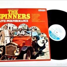 Discos de vinilo: VINILO THE SPINNERS. Lote 262627305