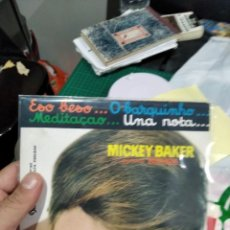 Discos de vinilo: EP MICKEY BAKER ESO BESO VG++++ MUY BUEN ESTADO. Lote 262627635