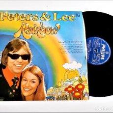 Discos de vinilo: VINILO PETERS & LEE RAINBOW. Lote 262628140