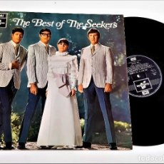 Discos de vinilo: VINILO THE BEST OF THE SEEKERS. Lote 262628280