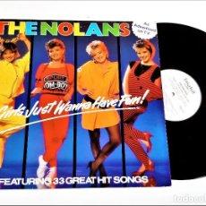 Discos de vinilo: VINILO THE NOLANS. Lote 262630200