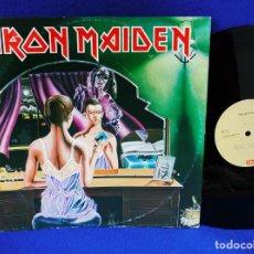 "Discos de vinilo: IRON MAIDEN - TWILIGHT ZONE - MAXI 12"" - MADE IN GERMANY 1981. Lote 262633530"