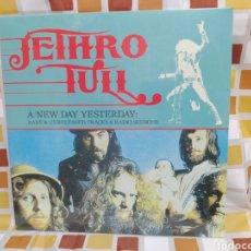 Discos de vinilo: JETHRO TULL-A NEW DAY YESTERDAY: RARE & UNRELEASED TRACKS & RADIO SESSIONS-LP VINILO NUEVO PRECINTA. Lote 262634510