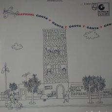 Discos de vinilo: RAPHAEL LP SELLO PHILIPS AÑO 1968 EDICCION ESPECIAL PARA LA REVISTA CLAUDIA EN MÉXICO.... Lote 262642075