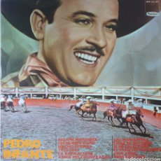 Discos de vinilo: PEDRO INFANTE LP SELLO PEERLESS EDITADO EN ESPAÑA AÑO 1970.... Lote 262643445