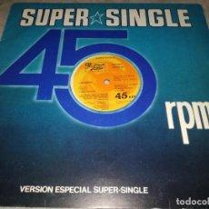 Discos de vinilo: SECRET WEAPON-MUST BE THE MUSIC-ORIGINAL ESPAÑOL. Lote 262643615