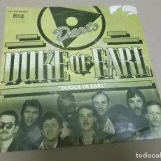 Discos de vinilo: THE DARTS (SINGLE) DUKE OF EARL AÑO 1979 - PROMOCIONAL. Lote 262643865