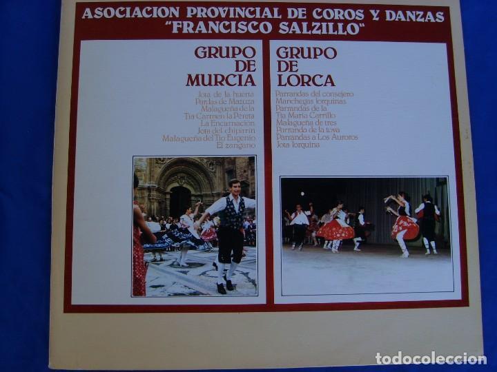 ASOCIACION FRANCISCO SALZILLO (Música - Discos - LP Vinilo - Étnicas y Músicas del Mundo)