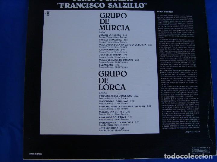 Discos de vinilo: Asociacion Francisco Salzillo - Foto 2 - 262651165