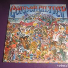 Discos de vinilo: GORDON GILTRAP ‎– THE PEACOCK PARTY - LP DISCOPHON 1981 PRECINTADO - COUNTRY ROCK AMERICANA 80S FOLK. Lote 262652680