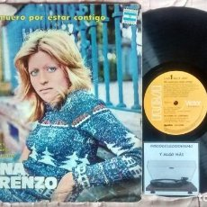 Discos de vinilo: SILVANA DI LORENZO. Lote 262655255