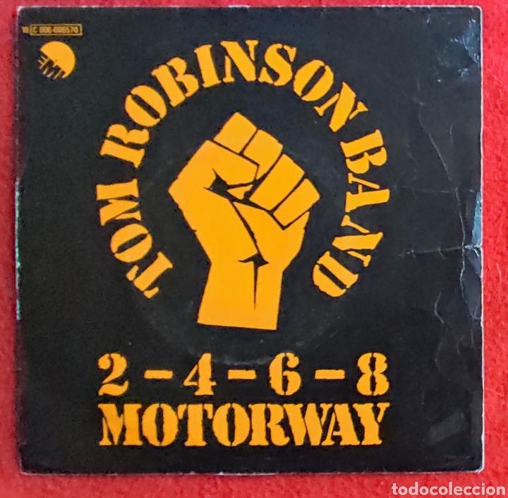"""TOM ROBINSON BAND . 2-4-6-8 MOTORWAY 7"""" 1978 EDICION ESPAÑOLA - PUNK ROCK (Música - Discos - Singles Vinilo - Punk - Hard Core)"""