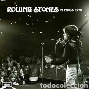 THE ROLLING STONES–LIVE IN PARIS 1970. LP VINILO NUEVO PRECINTADO - (Música - Discos - LP Vinilo - Pop - Rock - Internacional de los 70)