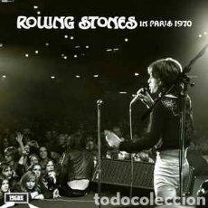 Discos de vinilo: THE ROLLING STONES–LIVE IN PARIS 1970. LP VINILO NUEVO PRECINTADO -. Lote 262678155