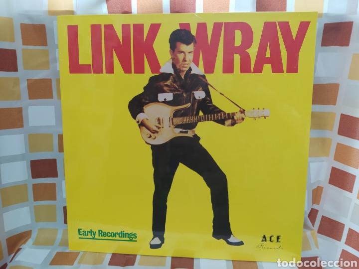 LINK WRAY–EARLY RECORDINGS . LP VINILO PRECINTADO. ACE RECORDS (Música - Discos - LP Vinilo - Rock & Roll)