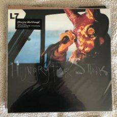 Discos de vinilo: L7 - HUNGRY FOR STINK (1994) - LP REEDICIÓN MUSIC ON VINYL 2018 NUEVO. Lote 189135912