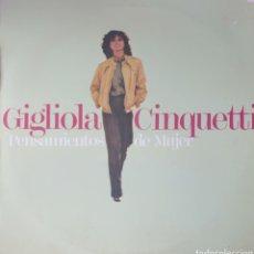 Discos de vinilo: GIGLIOLA CINQUETTI LP SELLO CBS EDITADO EN ESPAÑA AÑO 1979.... Lote 262691575