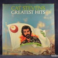 Discos de vinilo: CAT STEVENS - CAT STEVENS GREATEST HITS - LP. Lote 262692925