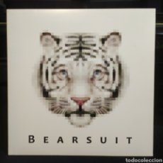 Discos de vinilo: BEARSUIT - THE PHANTOM FOREST VINILO BLANCO UK 2011. Lote 262693025