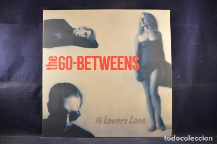 THE GO-BETWEENS - 16 LOVERS LANE - LP (Música - Discos - LP Vinilo - Grupos Españoles de los 70 y 80)