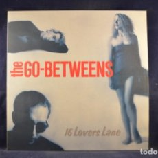 Discos de vinilo: THE GO-BETWEENS - 16 LOVERS LANE - LP. Lote 262693455