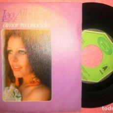 """Discos de vinilo: 7"""" LEO ALBAICIN - AMOR RECONOCIDO - MOVIEPLAY 02.1438/4 - SPAIN PRESS - 1979 (EX-/EX-). Lote 262695465"""