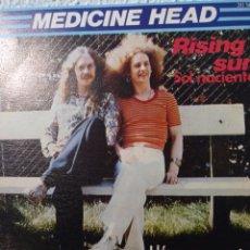 Discos de vinilo: MEDICINE HEAD.** RISING SUN * BE MY FLYER **. Lote 262700150