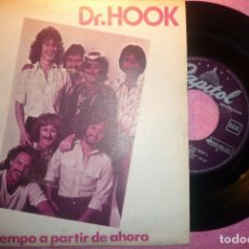 """Discos de vinilo: 7"""" DR.HOOK - YEARS FROM NOW - CAPITOL 10C 006-086202 - SPAIN PRESS - 1979 (VG+/VG++). Lote 262700475"""