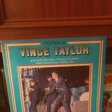 Discos de vinilo: VINCE TAYLOR / CADILLAC / MUSIDISC 1979. Lote 262708340
