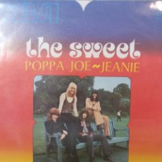 Discos de vinilo: THE SWEET.** POPA JOE * JEANIE **. Lote 262713780