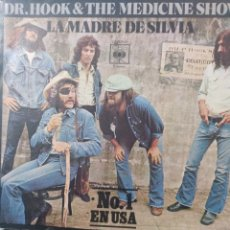 Discos de vinilo: DR. HOOK.** SILVIA'S MOTHER * MAKIN' IT NATURAL **. Lote 262717915