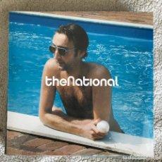 Discos de vinilo: NATIONAL - S/T (2001) - LP REEDICIÓN 4AD 2021 NUEVO. Lote 262719335