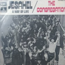 Discos de vinilo: THE CONGREGATION.** JESAHEL * A WAY OF LIFE **. Lote 262720130