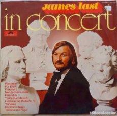 Discos de vinilo: JAMES LAST. IN CONCERT. LP ORIGINAL ALEMANIA. Lote 262747855