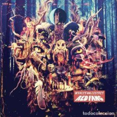 Discos de vinilo: RED FANG WHALES AND LEECHES (LP) . VINILO REEDICIÓN STONER ROCK AND ROLL METAL. Lote 262751065