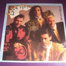 Discos de vinilo: LOCO MIA – TAIYO - LP HISPAVOX 1989 - ELECTRONICA DISCO 80'S 90'S - SIN APENAS USO. Lote 262751250