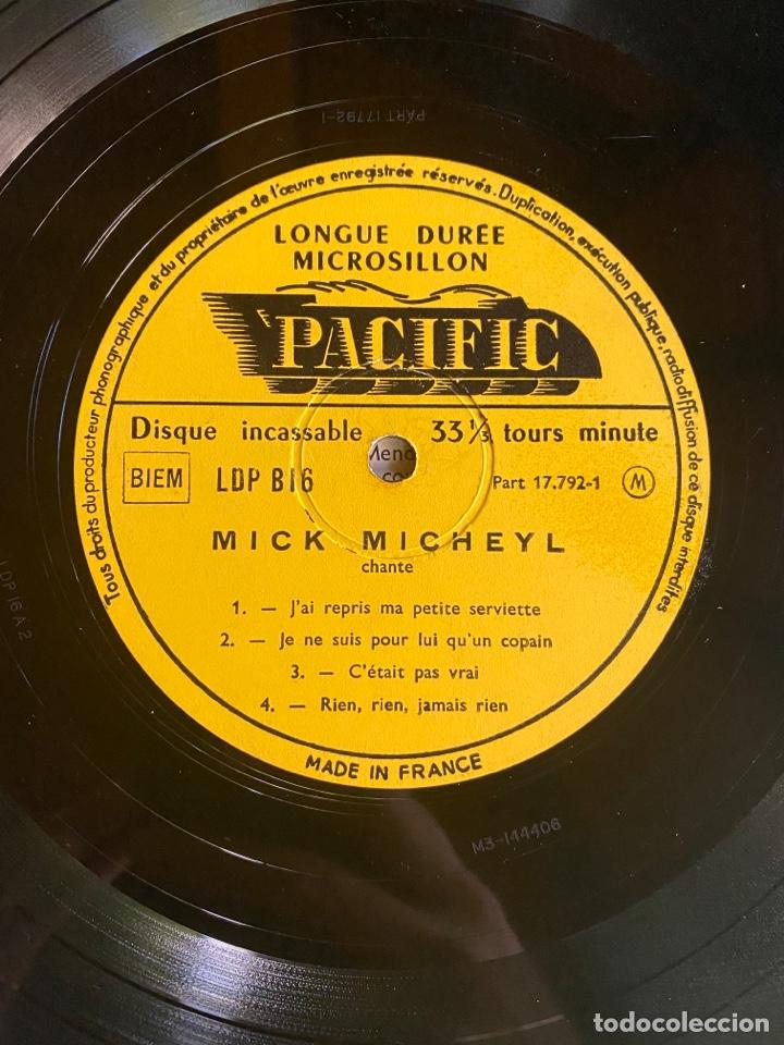 Discos de vinilo: Vinilo Lp 33 1/3 Mick Micheyl - nº1 Mes Chansons 1953 - Foto 4 - 262755105