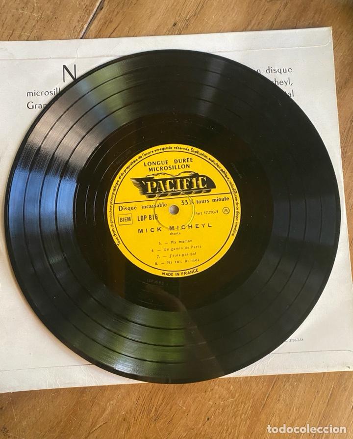 Discos de vinilo: Vinilo Lp 33 1/3 Mick Micheyl - nº1 Mes Chansons 1953 - Foto 5 - 262755105