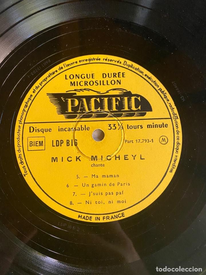 Discos de vinilo: Vinilo Lp 33 1/3 Mick Micheyl - nº1 Mes Chansons 1953 - Foto 6 - 262755105