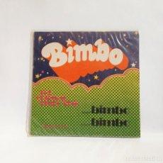 """Discos de vinilo: THE ORIGINAL BIMBO STAR - BIMBO - VINILO 7"""" 1975. Lote 262758710"""