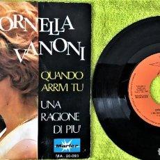 Discos de vinilo: ORNELLA VANONI - UNA RAGIONE DI PIÙ. Lote 262761840