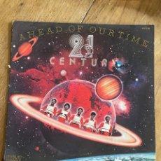 Discos de vinilo: VINILO LP AHEAD OF OUR TIME - 21 ST CENTURY - 1975. Lote 262762140