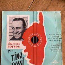 Discos de vinilo: VINILO LP 33 1/3 TINO ROSSI - FJ 503. Lote 262763825