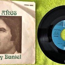 Discos de vinilo: DANNY DANIEL - 16 AÑOS. Lote 262764420