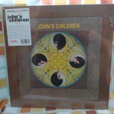 Discos de vinilo: JOHN'S CHILDREN–ORGASM. LP VINILO PRECINTADO.. Lote 262768315