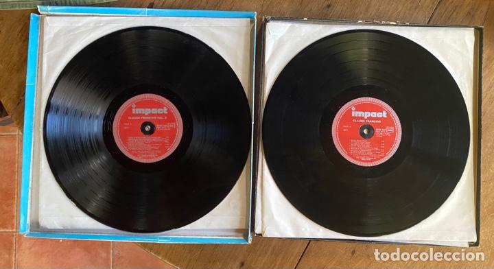 Discos de vinilo: Coffret 4 Disques Claude François- 6995 151 - Foto 4 - 262768650